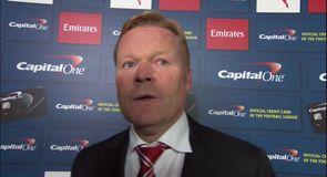 Arsenal 1-2 Southampton - Koeman