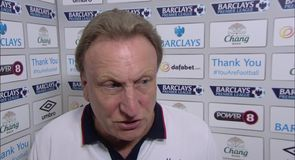Warnock hails Palace spirit