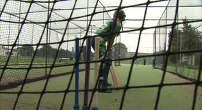 Young faces of Ireland cricket