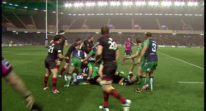 Edinburgh 13-14 Connacht - Highlights