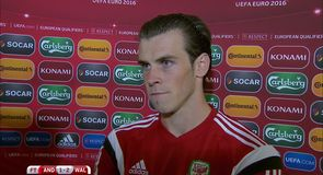 Bale brace secures Wales win