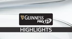 Guinness PRO12 highlights