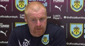 Dyche: We need to be more clinical