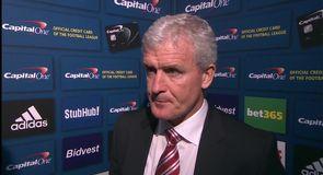 Sunderland 1-2 Stoke - Hughes