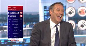 Sunderland v Swansea - Paul Merson