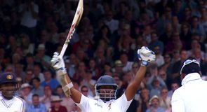 Lord's - 200 not out
