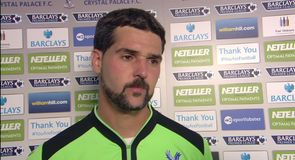 Speroni the hero for Palace