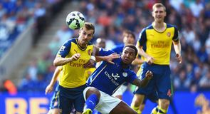 Leicester v Arsenal