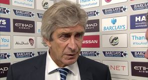 Pellegrini unhappy with draw