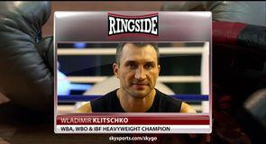 Klitschko: Joshua has great potential