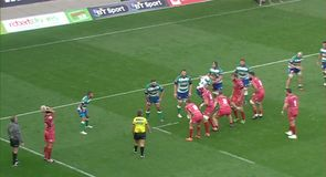 Scarlets 43-0 Treviso - Highlights