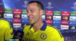 Terry reflects on 'important' win