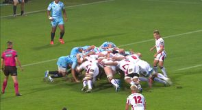 Ulster 33-13 Zebre - Highlights