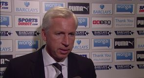 Newcastle v Hull City – Pardew