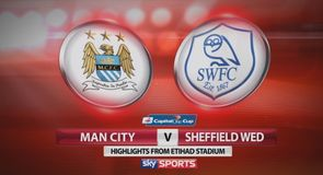 Man City 7-0 Sheff Wed