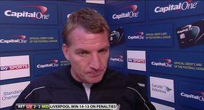 Liverpool 2-2 M'boro - Rodgers
