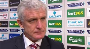 Hughes left frustrated