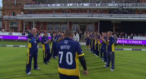 Durham clinch one-day crown