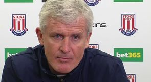 Hughes: We set the bar
