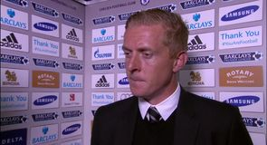 Monk: We couldn't contain Chelsea