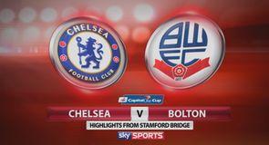 Chelsea 2-1 Bolton