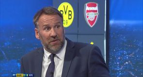 Merson slates 'poor' Arsenal