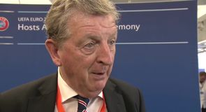 Hodgson praises UEFA decision
