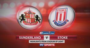 Sunderland 1-2 Stoke