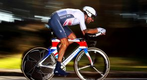Time trial gold for Wiggo