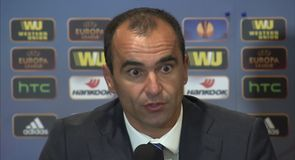 Martinez impressed with performance