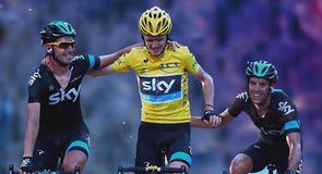 100% Chris Froome