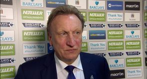 Warnock proud of Palace
