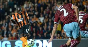 Diame haunts Hammers