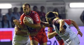 Top 14: Toulon, Clermont win