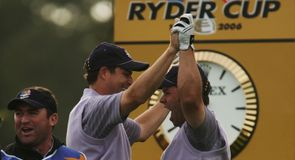 Ryder Cup Moments - Casey 2006