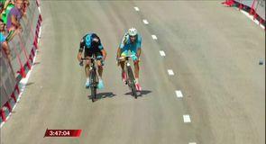 Vuelta a Espana – Stage 18
