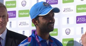 First ODI 100 for Rahane