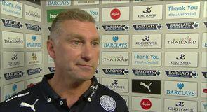 Pearson praises Foxes spirit