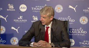 Will Wenger buy a striker?