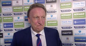 Warnock pleased with point