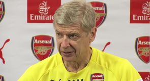 Wenger on Ozil and Wilshere