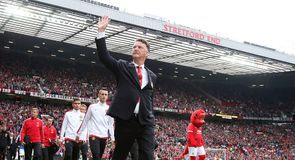 van Gaal still sees improvements