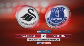 Swansea 3-0 Everton