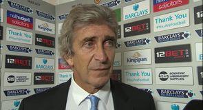 Pellegrini: Important win for City