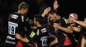 Gloucester grab first away win
