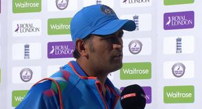 'Perfect game' for Dhoni