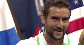 Cilic wins US Open