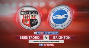 Brentford 3-2 Brighton