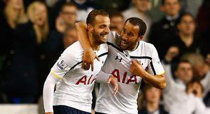 Tottenham 3-1 Nott'm Forest