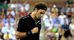 Federer v Agut – Highlights